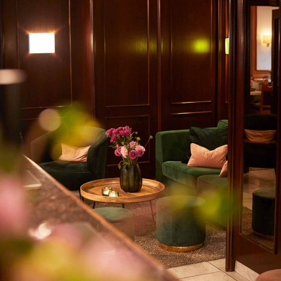 Hotel Metropol Munich Lobby