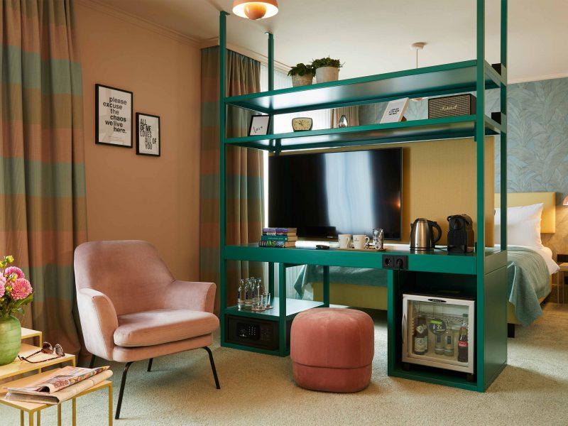 Hotel Metropol Munich Suite