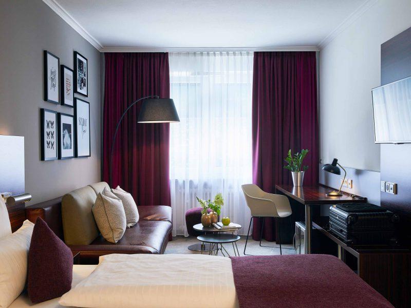 Hotel Metropol Munich Room Deluxe