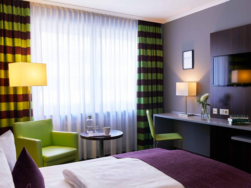 Metropol München Zimmer Superior